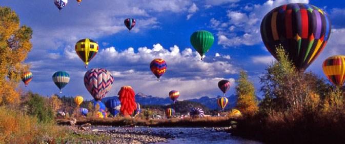 Hot Air Balloon Festival in Pagosa Springs