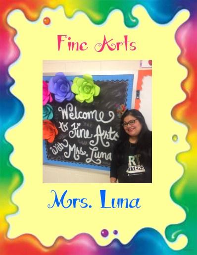 luna fine arts