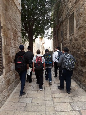 boys in israel