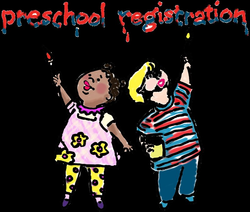 2018-2019 Preschool Registration Now Closed Thumbnail Image