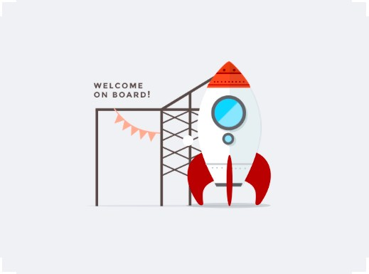 welcome rocket