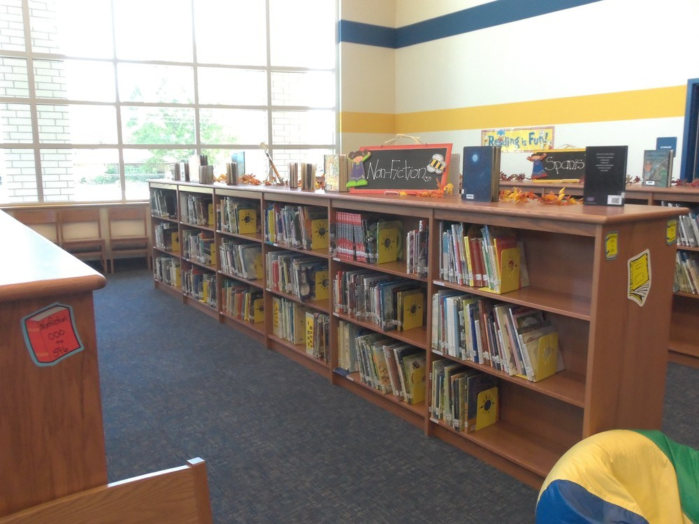 East Side Library Nonfiction