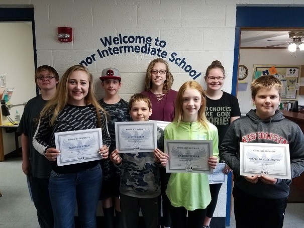 CONGRATS to our APRIL Students of the Month! Featured Photo