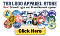 Troy School District logos