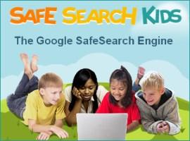 Safe Search Kids Logo Icon