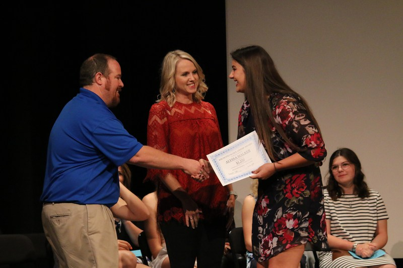 Krum High School Senior Night & Academic Awards Thumbnail Image