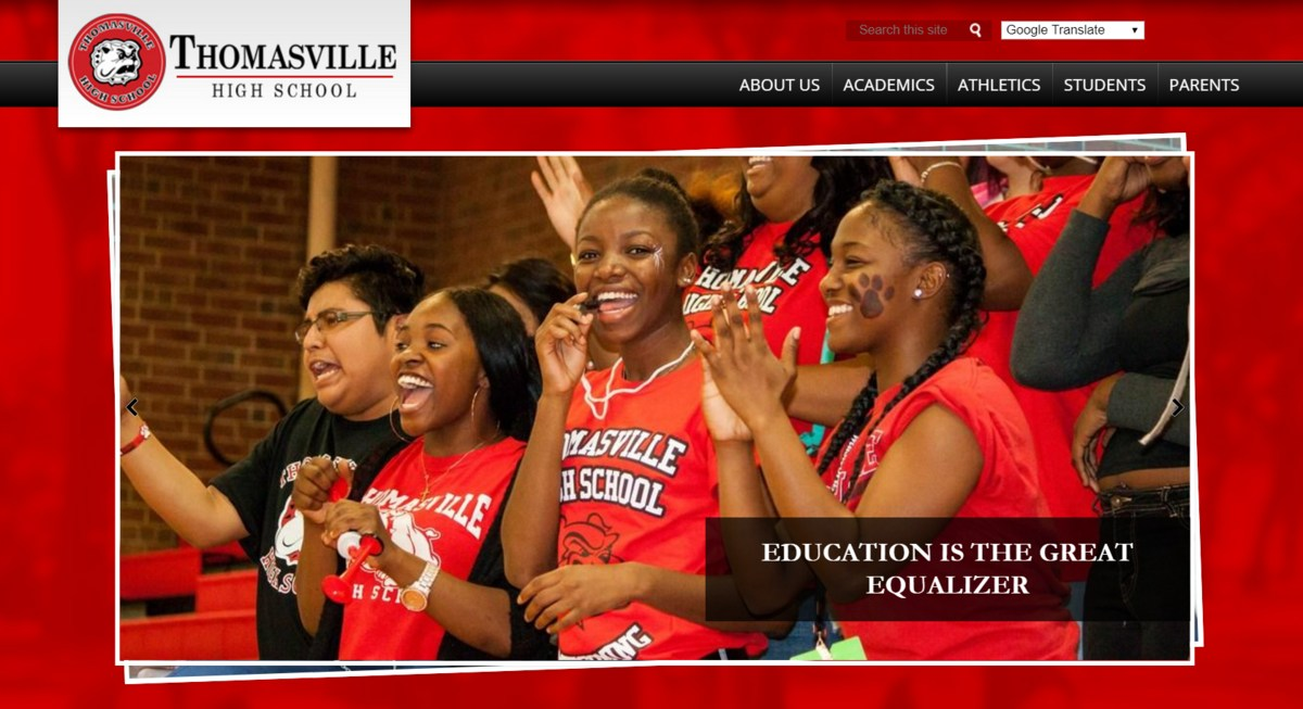 THS Home Page