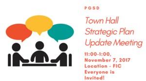 Strategic Plan Meeting