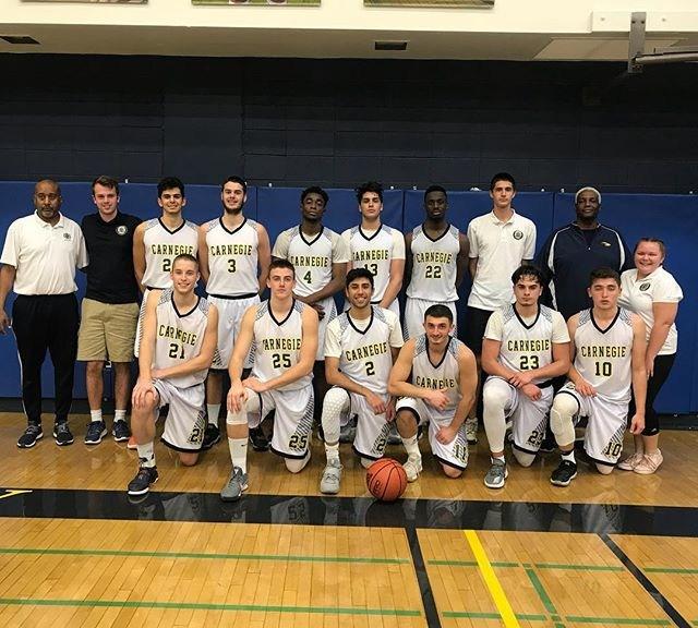 Carnegie School Boys Varsity Basketball CIF Finals Information Featured Photo