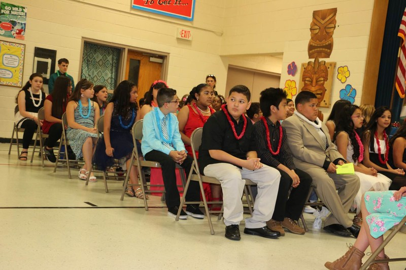 5th Grade Graduation at North Windham Schools Thumbnail Image
