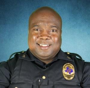Picture of Lancaster ISD Police Chief Leshai Maston