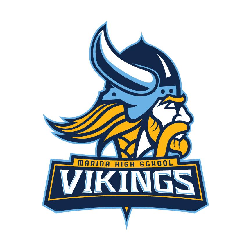 Marina Vikings Logo