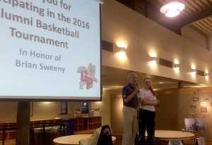2016 Alumni Basketball Tournament Presentation