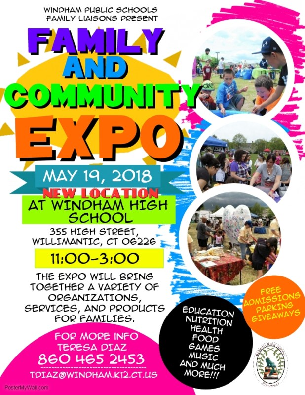 5th Annual Family & Community Expo Thumbnail Image