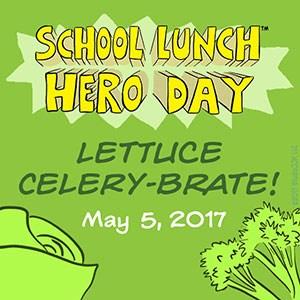 School Lunch Hero Day Thumbnail Image