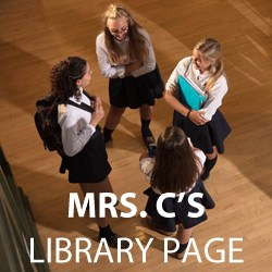 Mrs. C's Library web page
