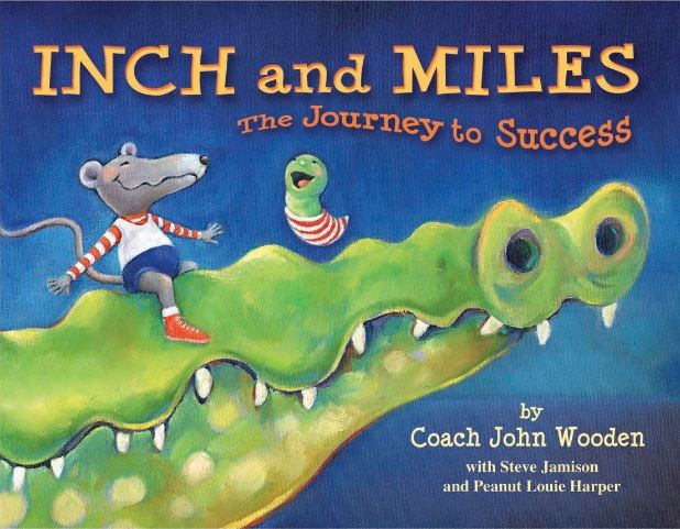 Character education book in each classroom