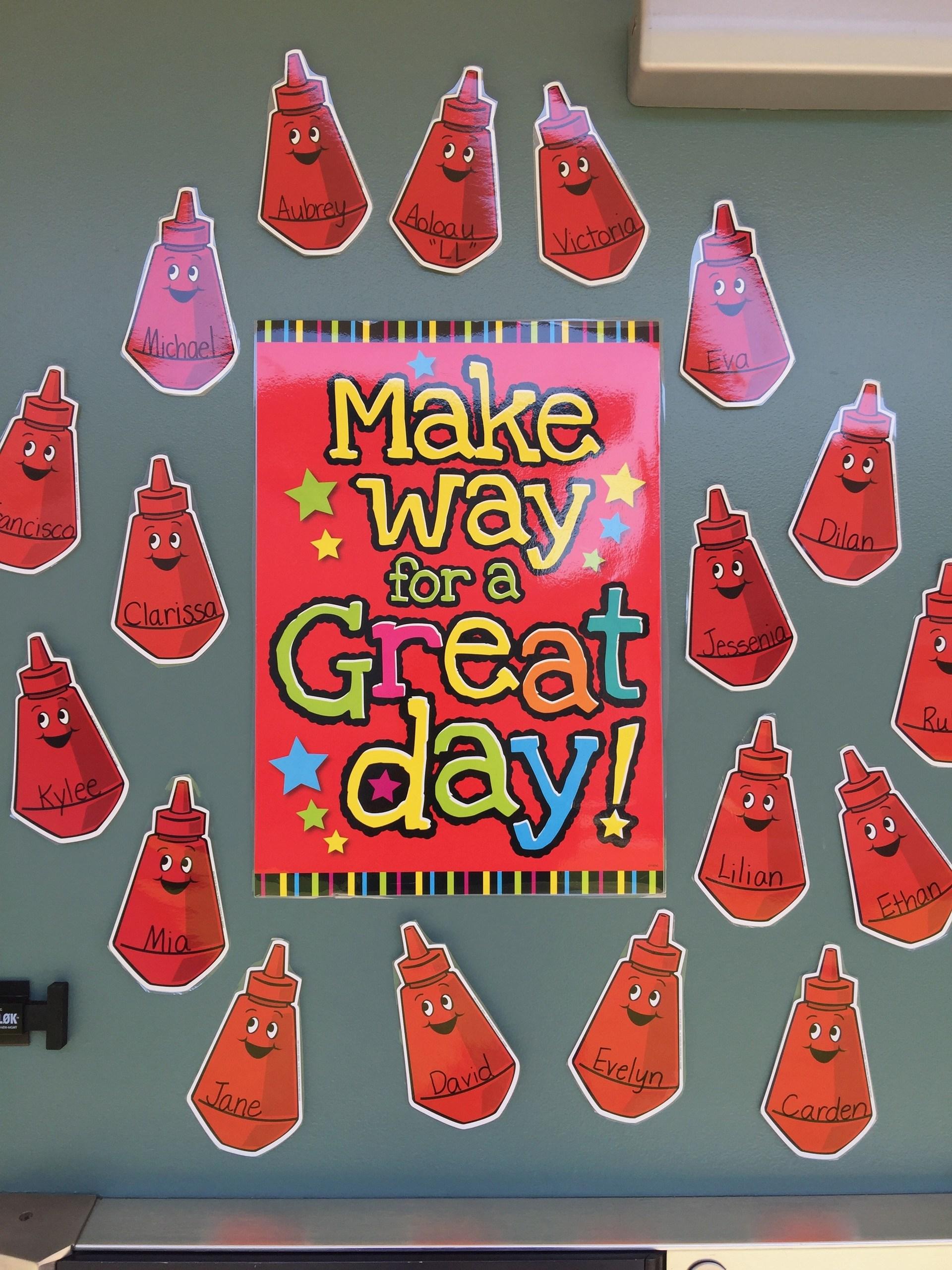 Make it GREAT!