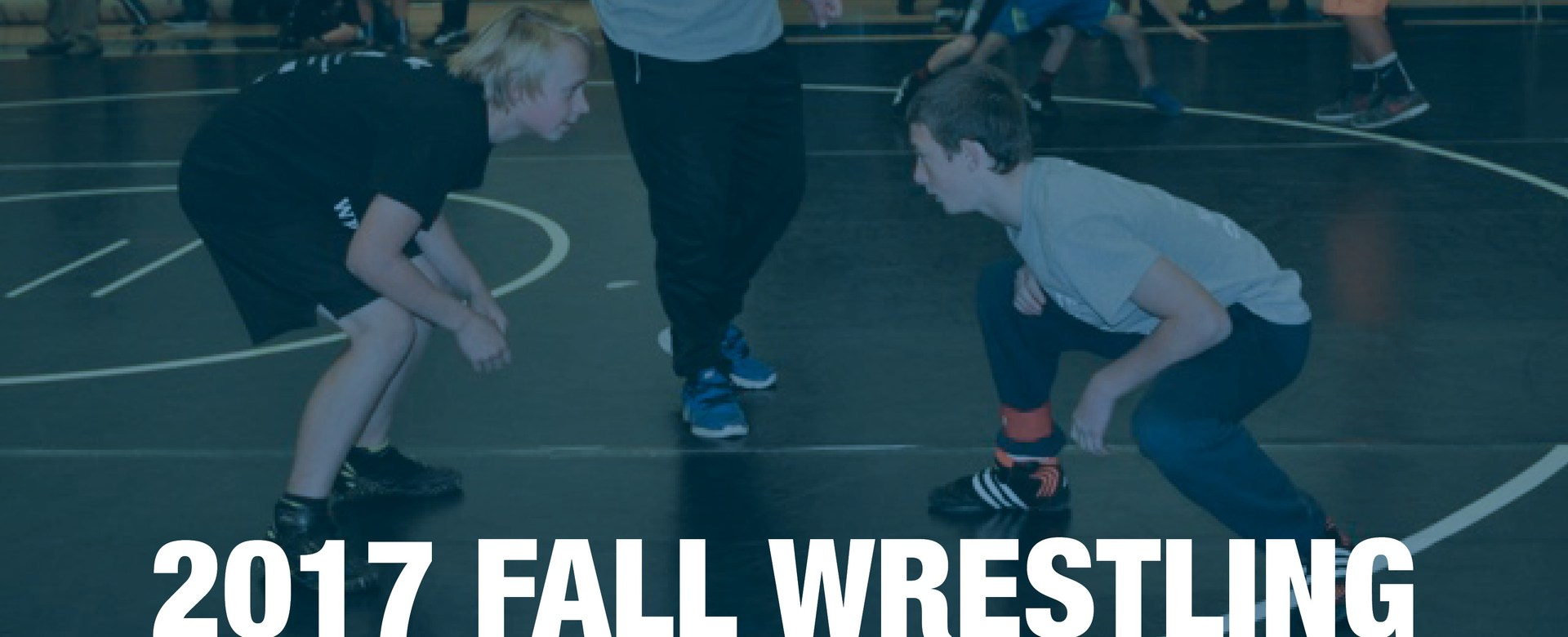 Grade School Fall Wrestiling