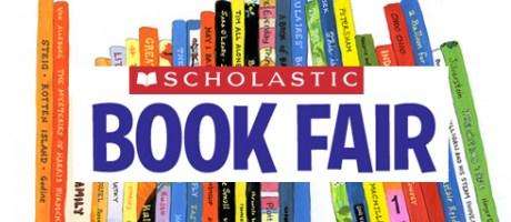 Scholastic Book Fair: November 16th and November 17 Thumbnail Image