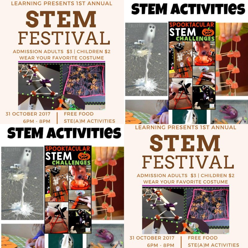'Spooky STEM' to raise funds for STEM Summer Camp at Westover Thumbnail Image