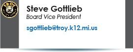 Steve Gottlieb, Board Vice President