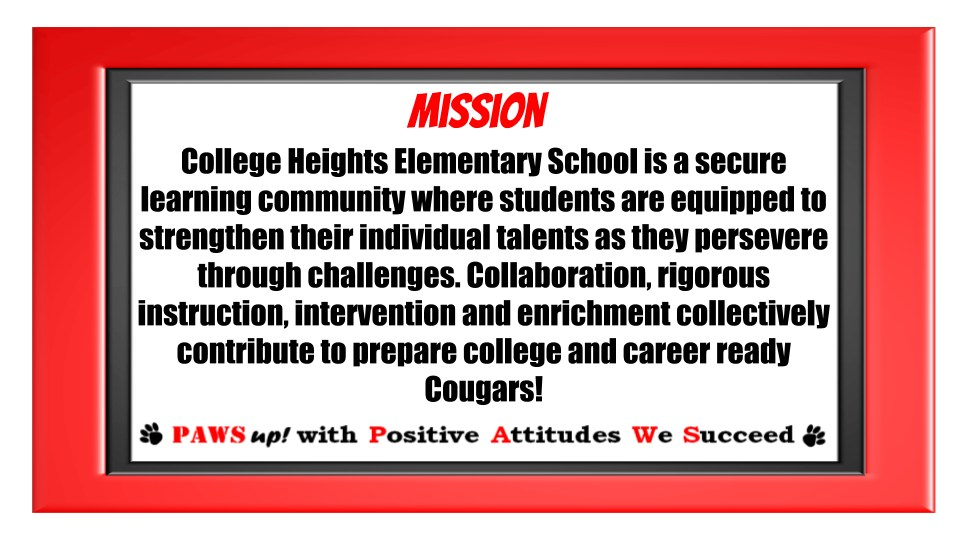 College Heights Mission