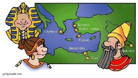 Map of Ancient Civilizations