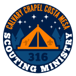 Did you know Calvary Chapel Schools has a Scouting Ministry? Featured Photo