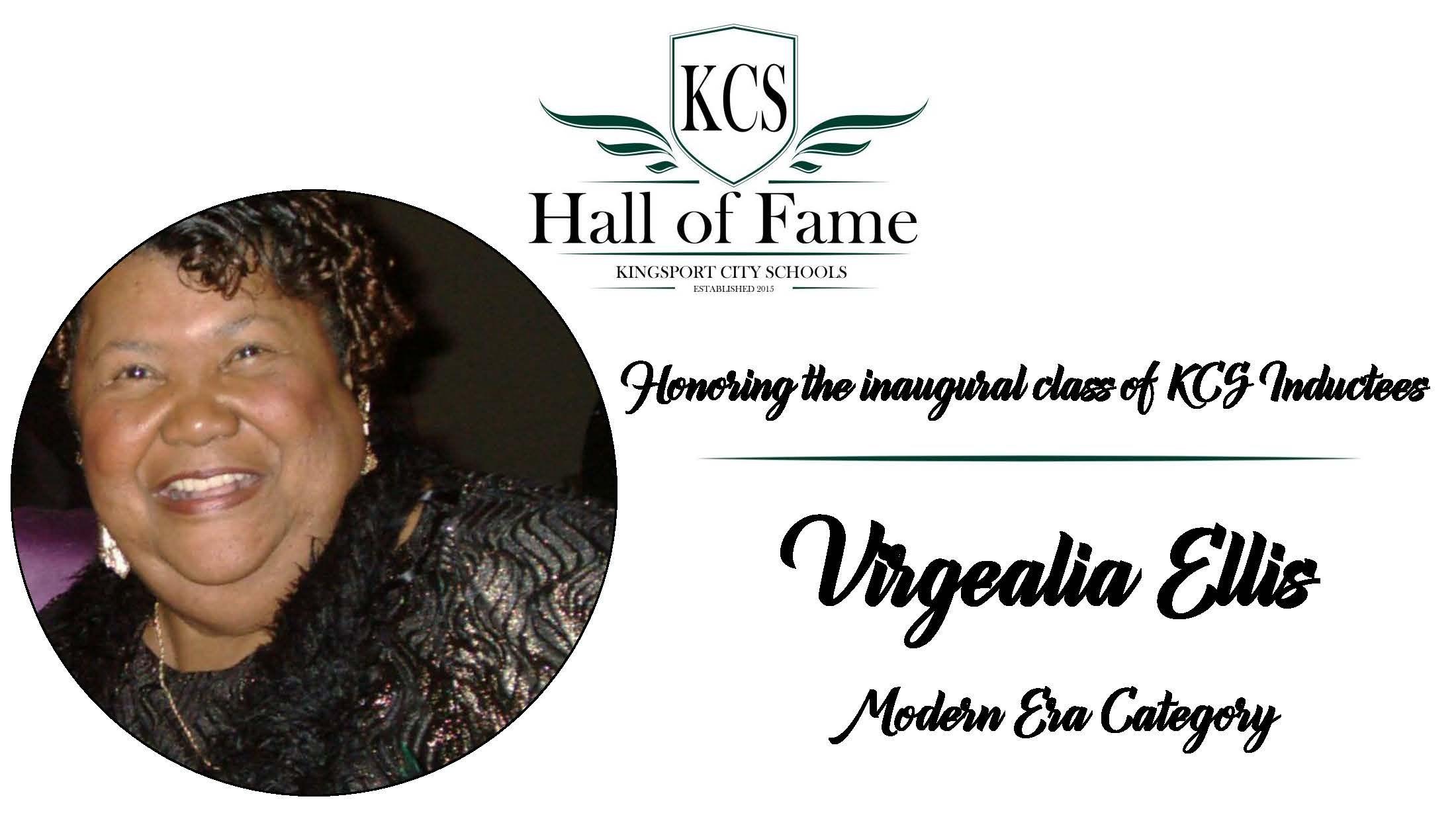Mrs. Virgealia