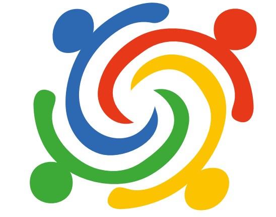 DoDEA swirl logo