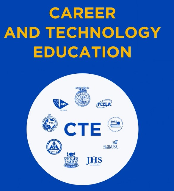 logo for Career and Technical Education