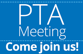 PTA meeting come join us!