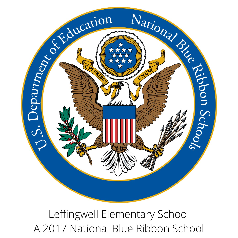 Leffingwell Elementary School, National Blue Ribbon School