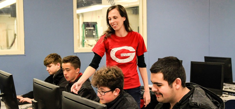 GJUHSD Teacher of the Year Thumbnail Image