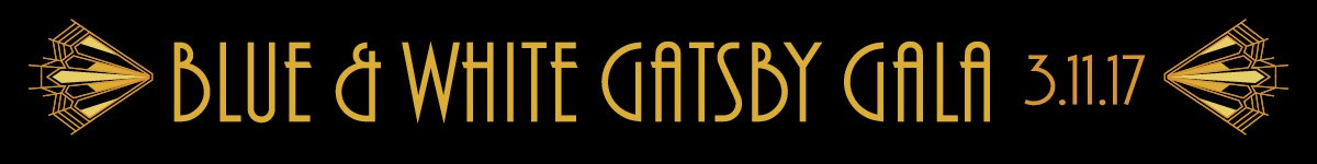 Gatsby Gala banner