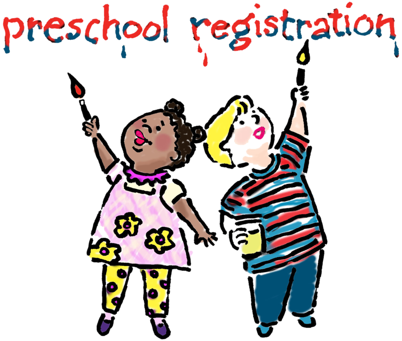 2017-2018 Preschool Registration is Now Closed Thumbnail Image