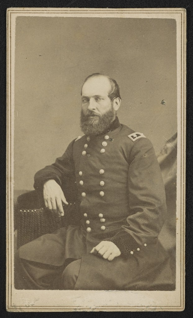 Major General James A. Garfield