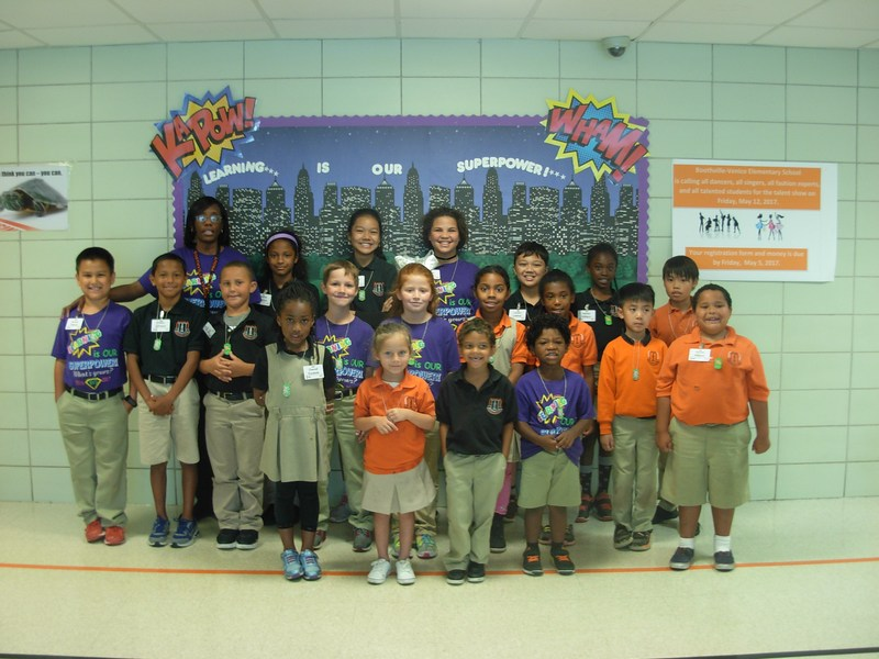 April Students of the Month Thumbnail Image