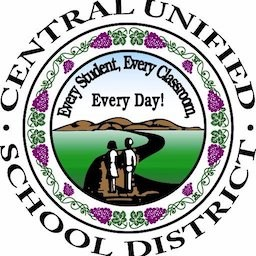 Central Unified School District Logo