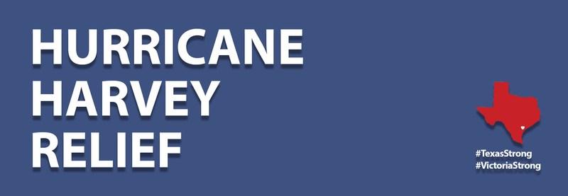 Hurricane Harvey Relief & Updates Thumbnail Image
