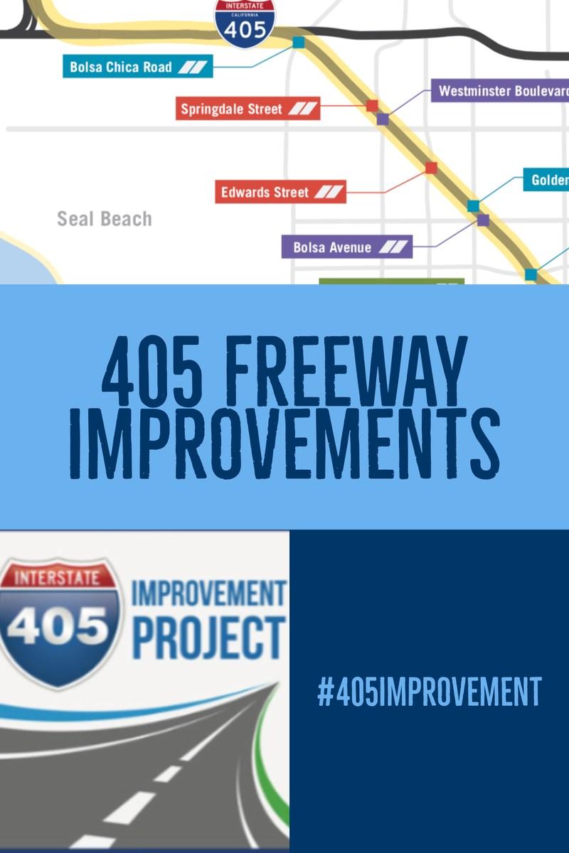 405 Freeway Improvements Thumbnail Image