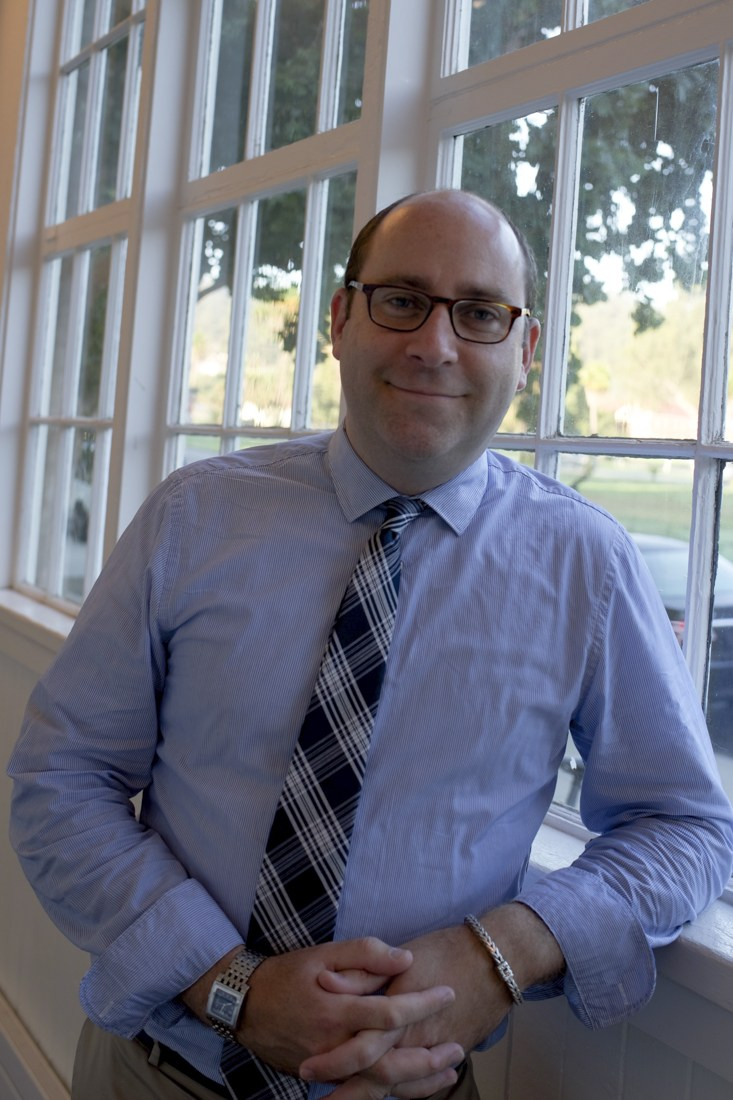 head of school, Luke Felker