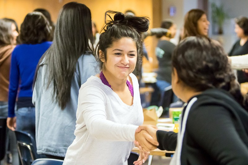 Nereyda López is a student at Stockdale High School.