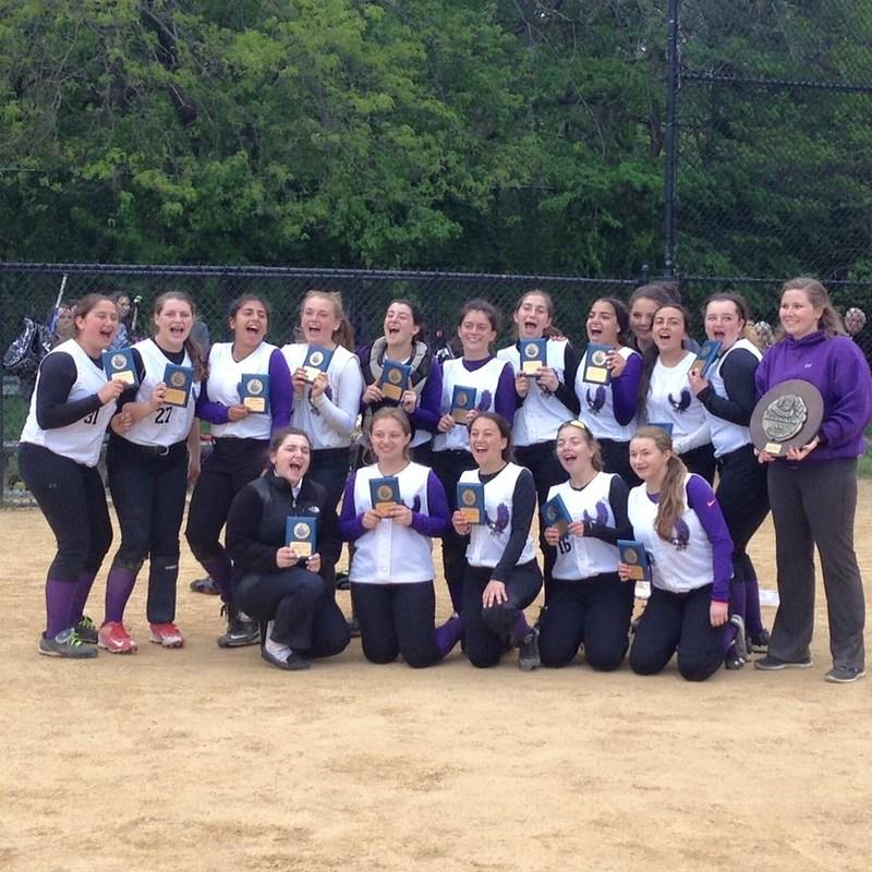 JV Softball - 2016 CHSAA Brooklyn-Queens Champions