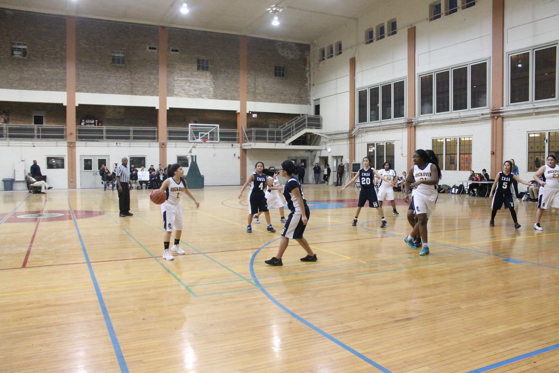 girls basektball