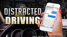 Distracted Driving - driver with phone