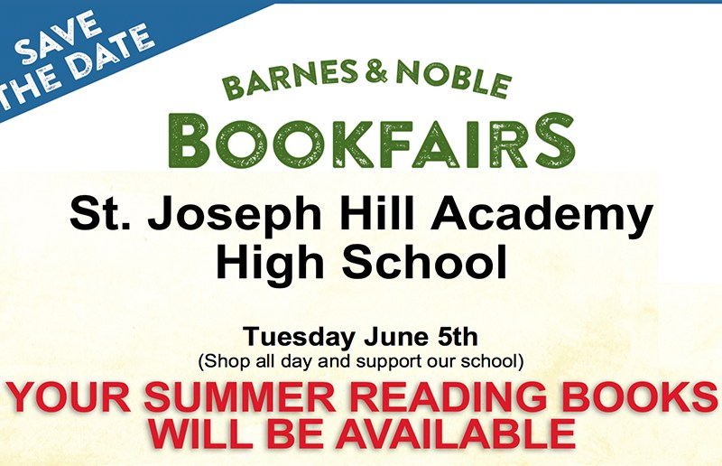 Join Us at the Barnes and Noble Book Fair Featured Photo