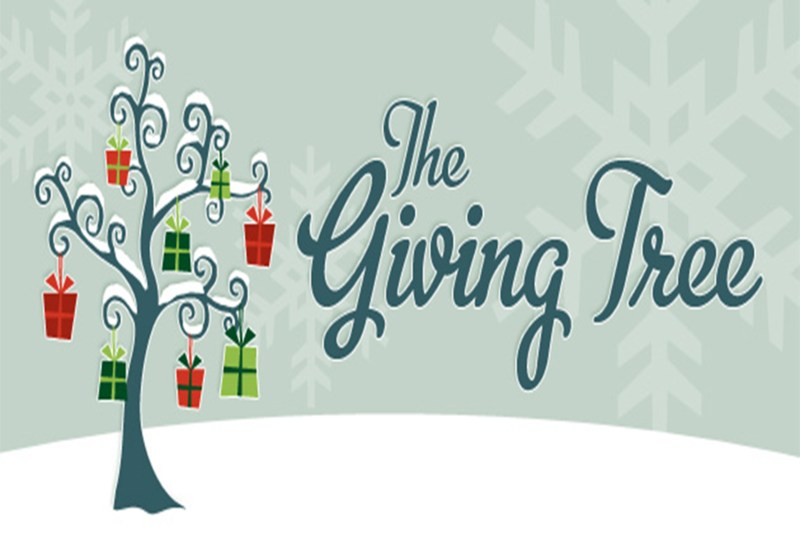 The Giving Tree Featured Photo