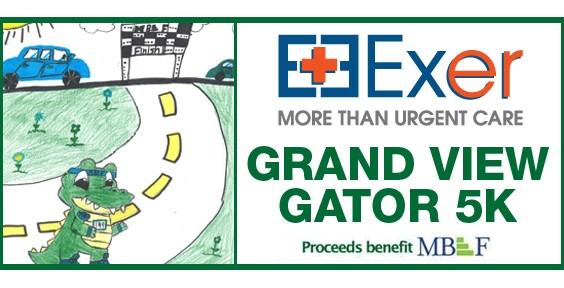 Register for the Gator Run! Thumbnail Image